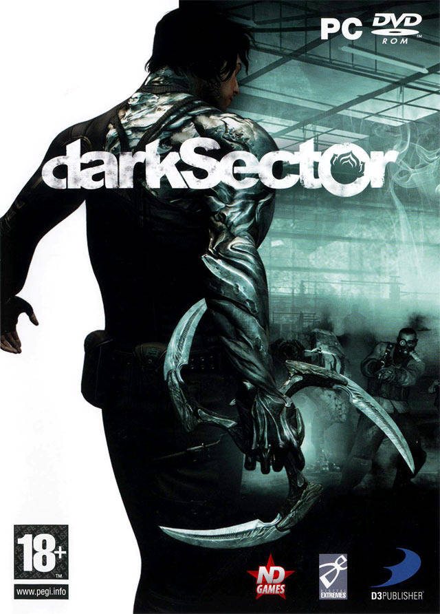 Cover Dark Sector (2009) PC | RePack от R.G. Механики