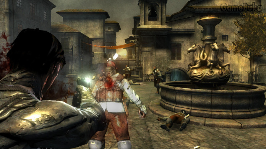 Screenshot for the game Dark Sector (2009) PC | RePack от R.G. Механики