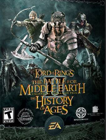 Cover Lord Of The Rings: The Battle for Middle-Earth - Anthology (2004-2006) PC | RePack от R.G. Механики