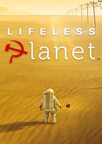 Poster Lifeless Planet (2014)