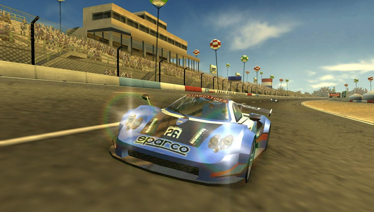 Screenshot for the game Need for Speed: ProStreet (2007) PC | RePack от R.G. Механики