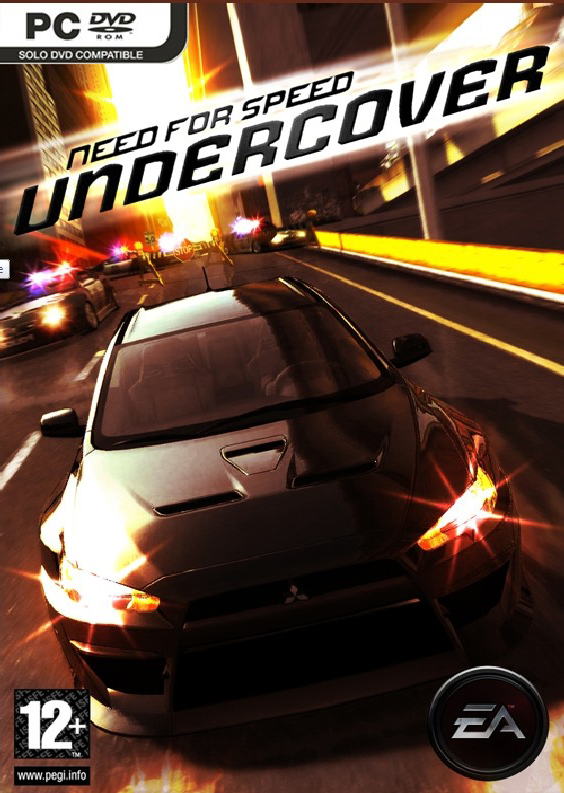 Cover Need for Speed: Undercover (2008) PC | RePack от R.G. Механики