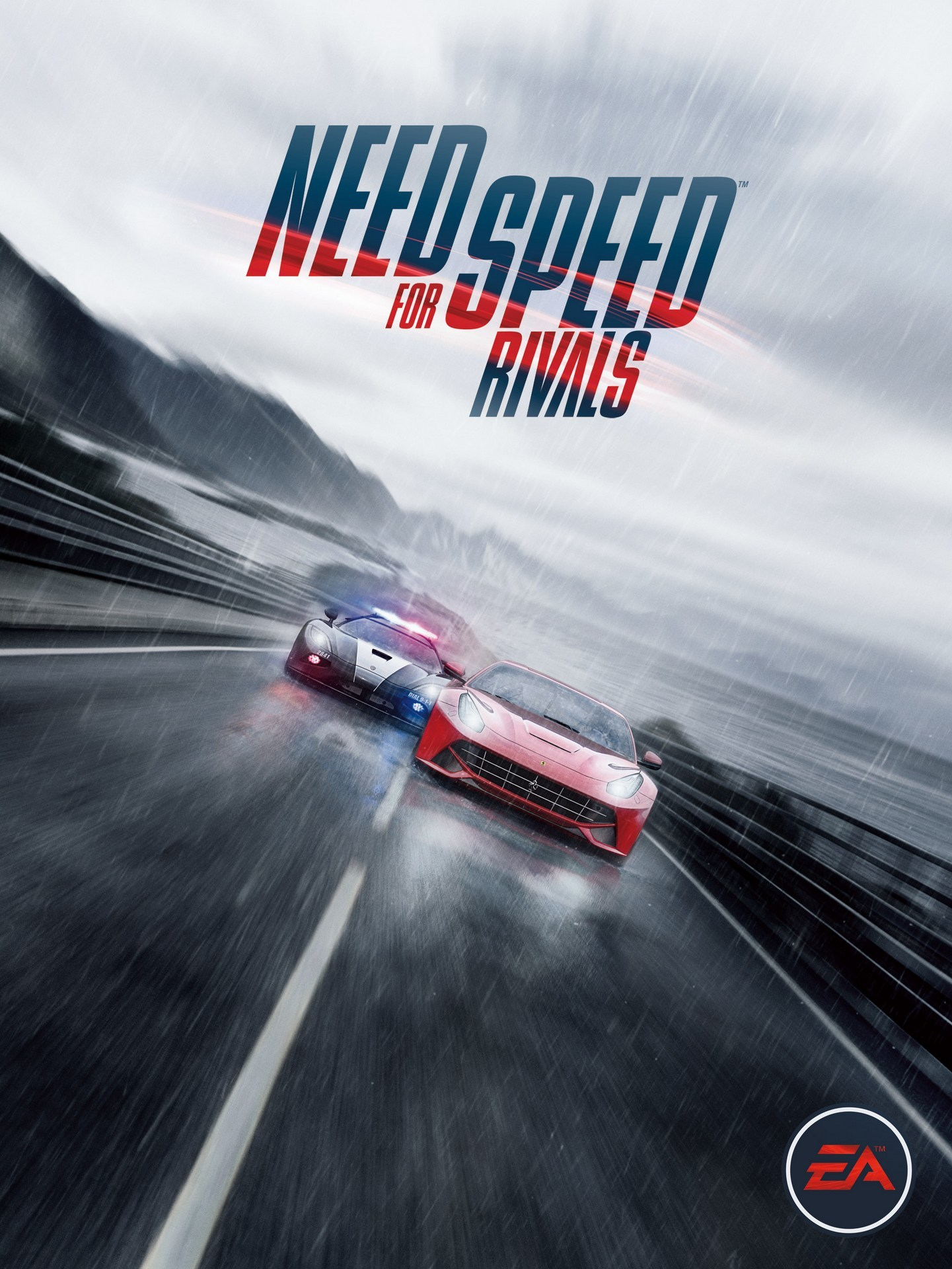 Poster Need for Speed: Rivals (2013)