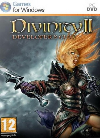 Poster Divinity 2: Developer's Cut (2012)