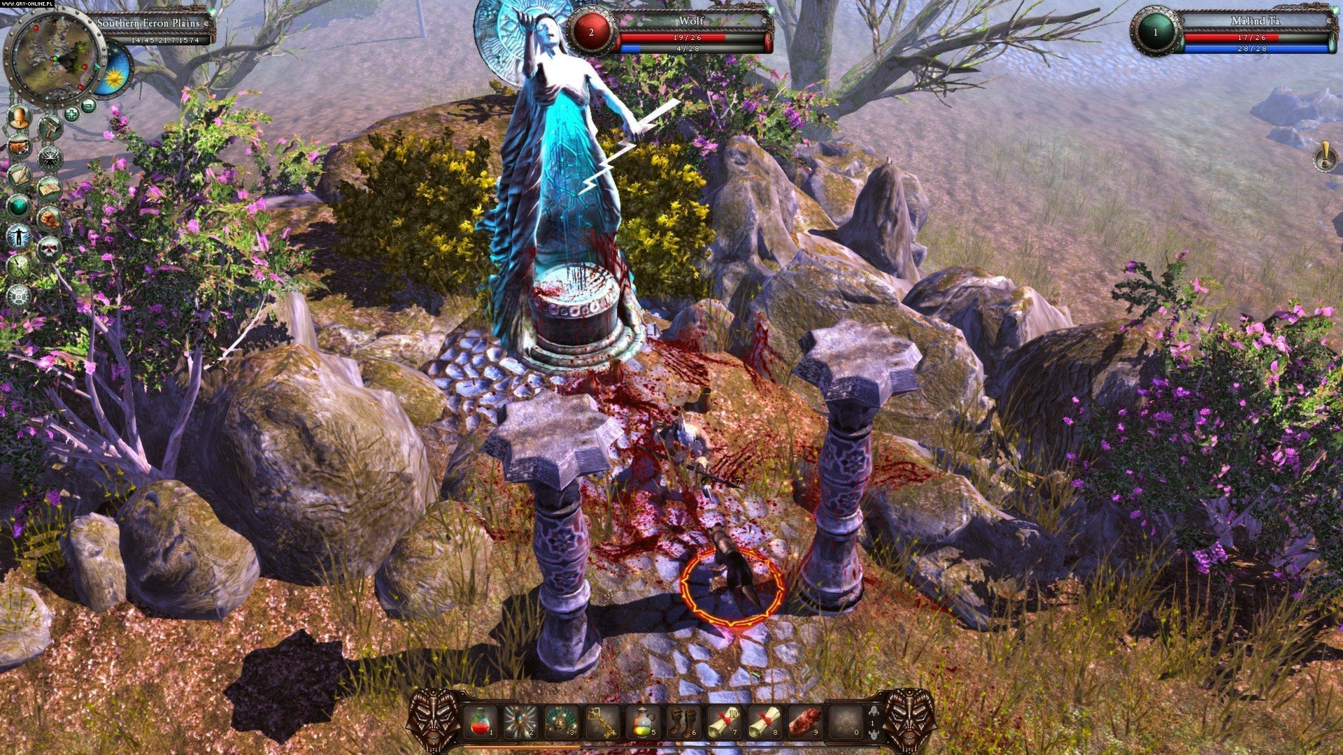 Screenshot for the game Legends of Dawn (2013) PC | RePack от R.G. Механики