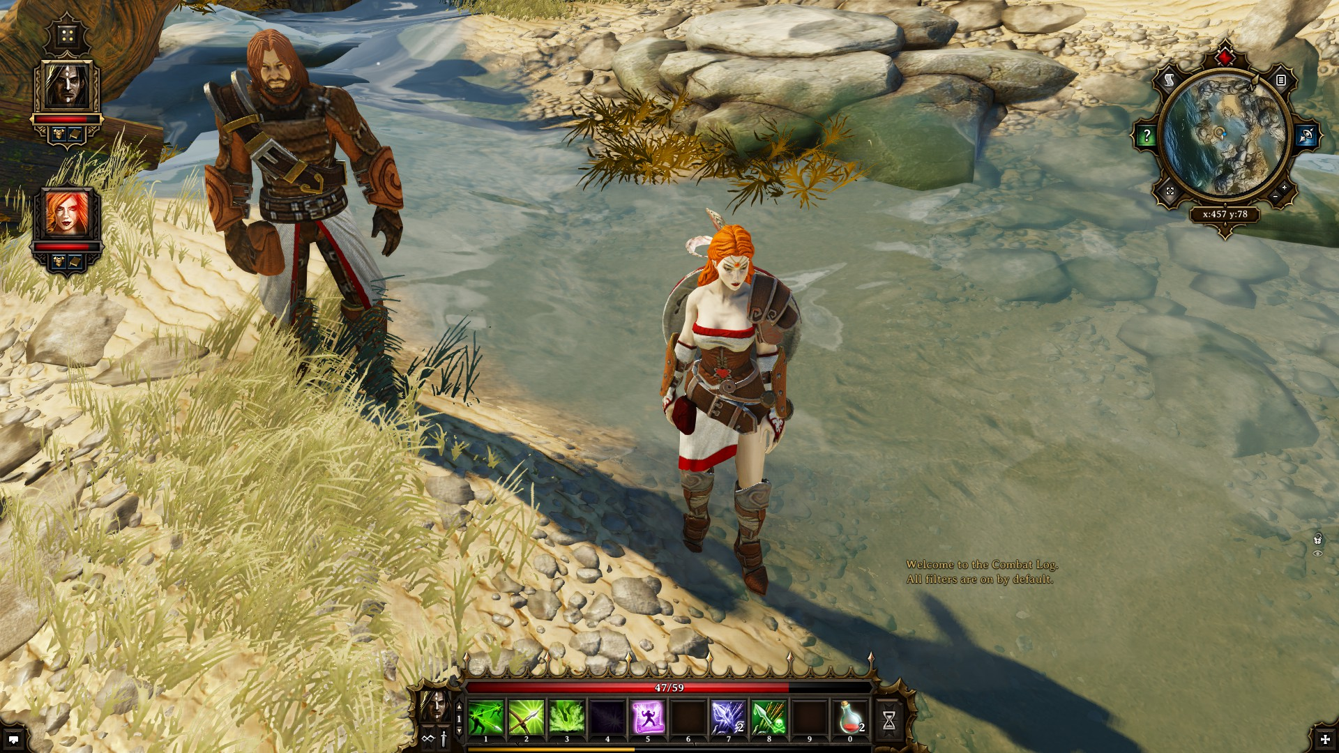 Screenshot for the game Divinity: Original Sin [v 1.0.252] (2014) PC | RePack от R.G. Механики