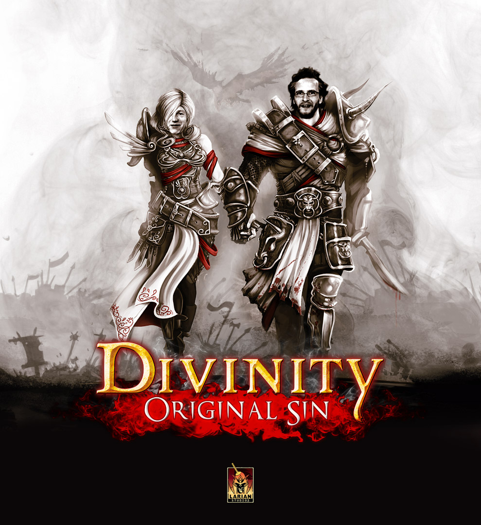 Cover Divinity: Original Sin [v 1.0.252] (2014) PC | RePack от R.G. Механики