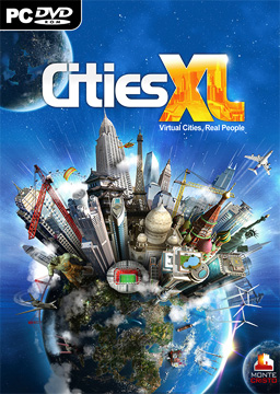 Cover Cities XXL [v 1.5.0.1] (2015) PC | RePack от R.G. Механики