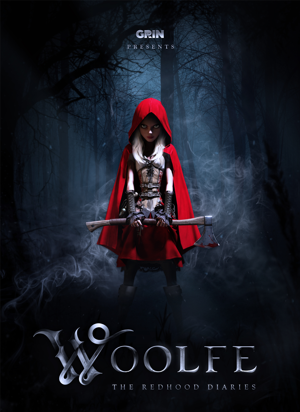 Poster Woolfe - The Red Hood Diaries (17 мар, 2015)