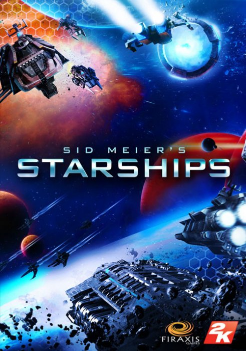 Cover Sid Meier's Starships (2015) PC | RePack от R.G. Механики