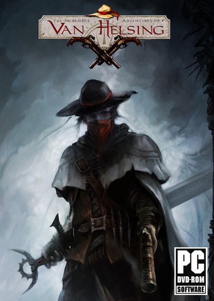 Cover The Incredible Adventures of Van Helsing: Dilogy (2013-2014) PC | RePack от R.G. Механики
