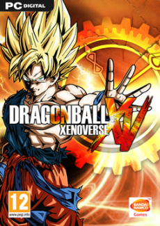 Poster Dragon Ball: Xenoverse (2015)