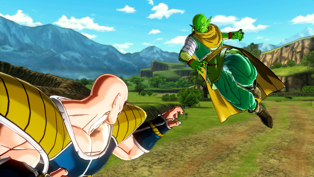Screenshot for the game Dragon Ball: Xenoverse [Update 3] (2015) PC | RePack от R.G. Механики