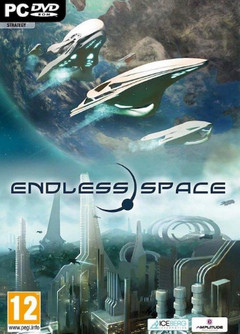 Poster Endless Space (2012)