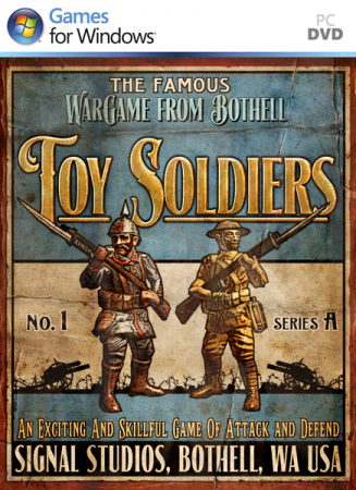 Cover Toy Soldiers