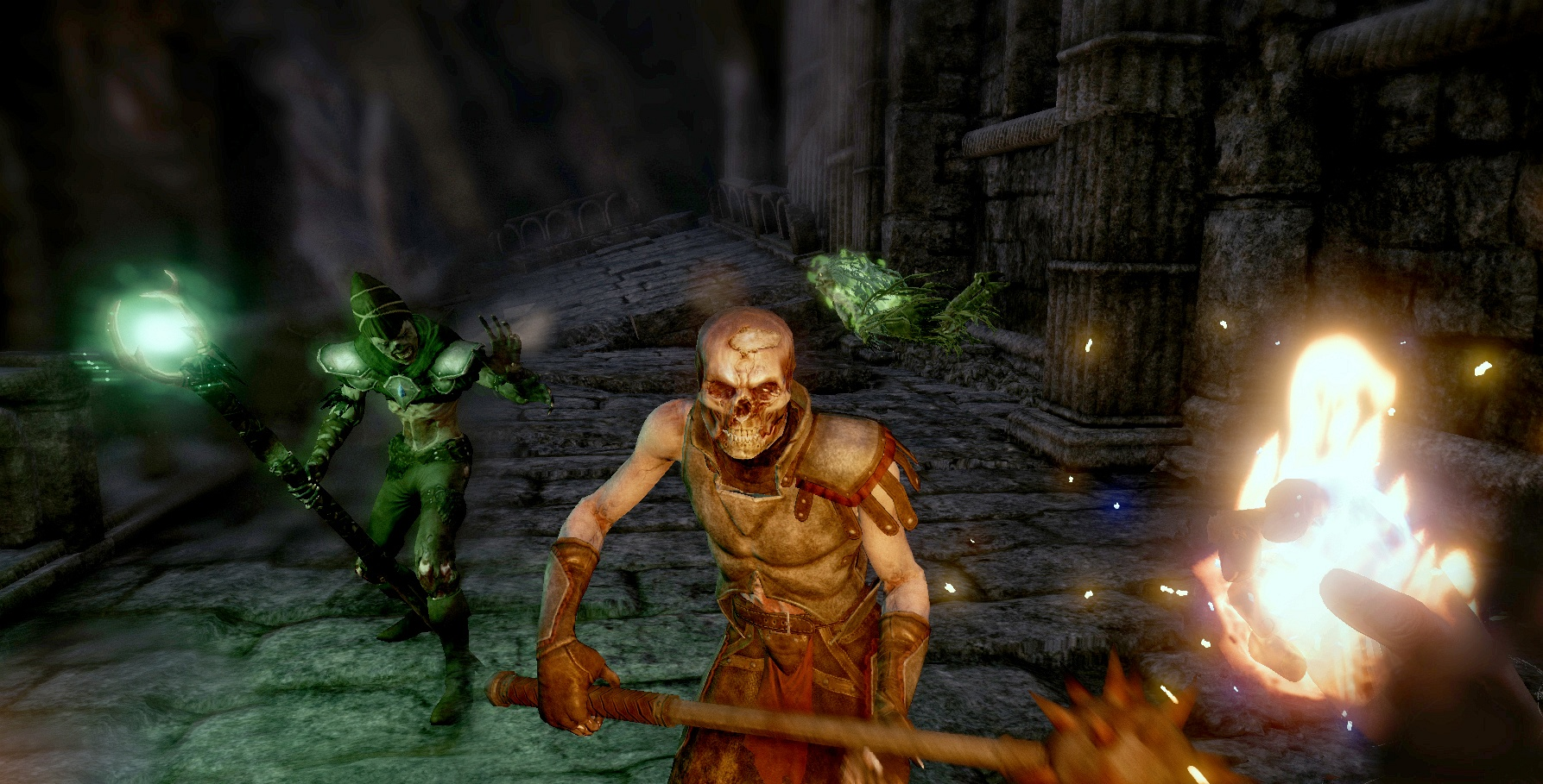 Screenshot for the game Lichdom: Battlemage (2014) PC | RePack от R.G. Механики