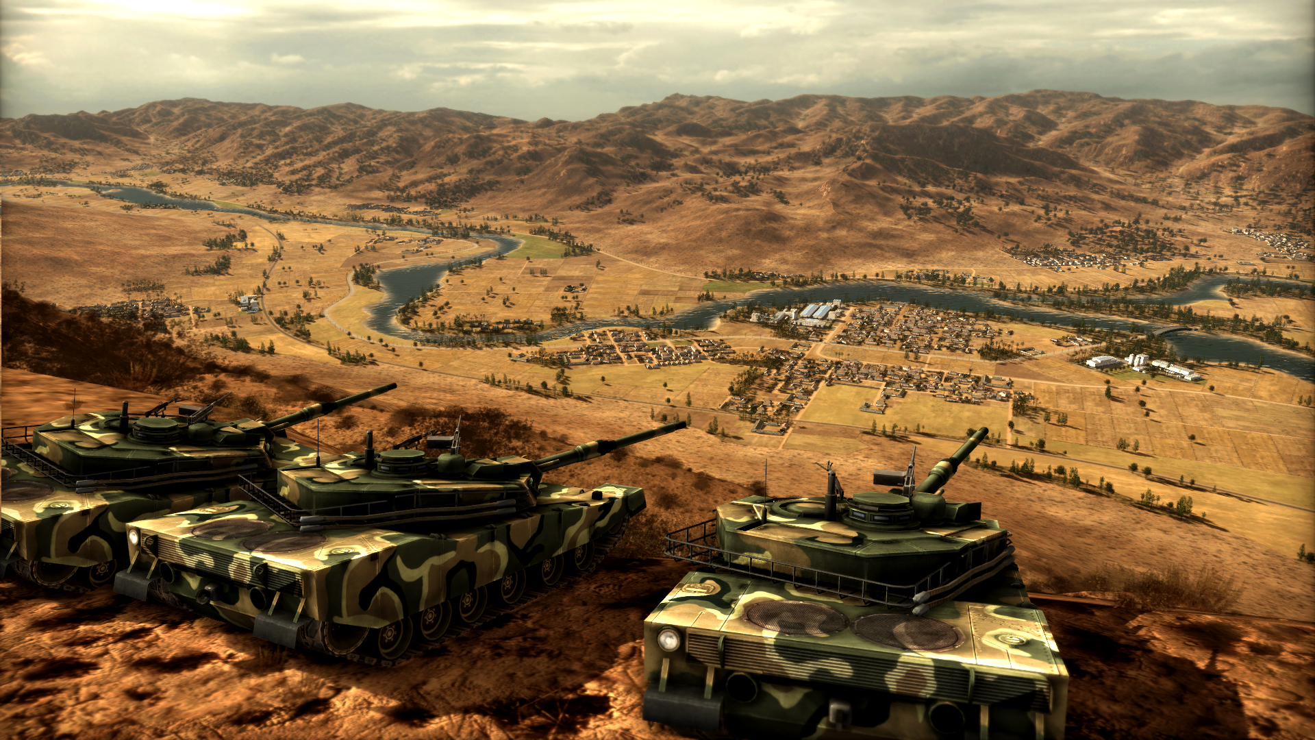 Screenshot for the game Wargame: Trilogy (2012-2014) PC | RePack от R.G. Механики
