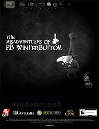 Cover The Misadventures of P.B. Winterbottom (2010) PC | RePack от R.G. Механики