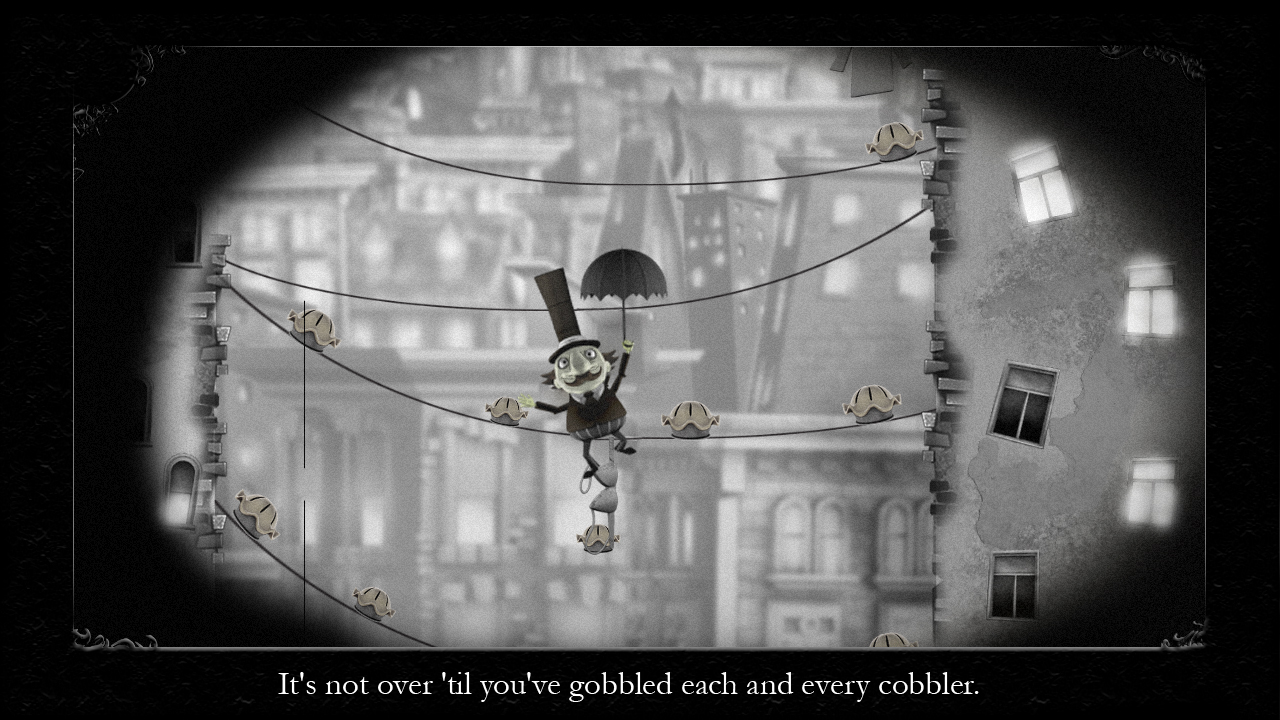 Screenshot for the game The Misadventures of P.B. Winterbottom (2010) PC | RePack от R.G. Механики