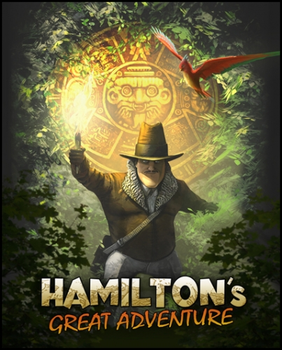 Poster Hamilton's Great Adventure (2011)