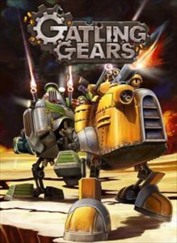 Cover Gatling Gears (2011) PC | RePack от R.G. Механики