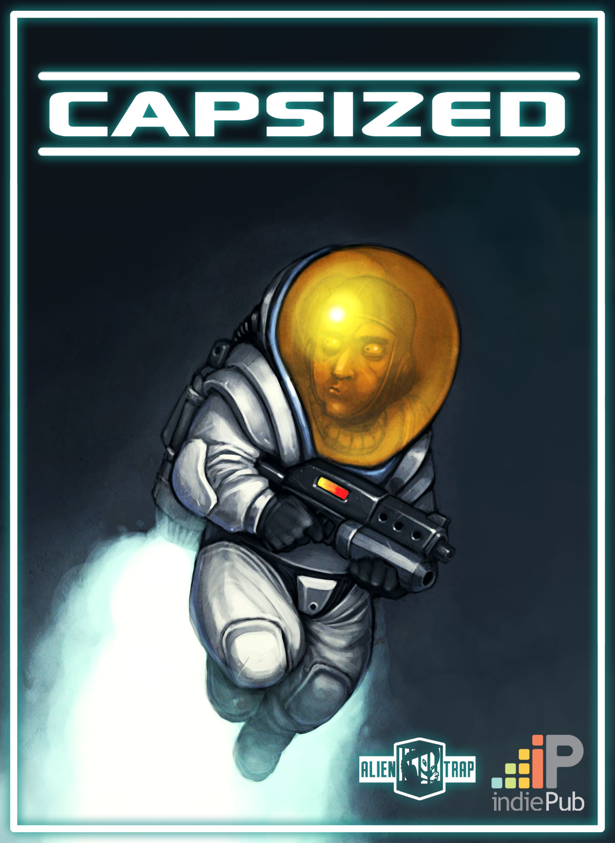 Cover Capsized (2011) PC | RePack от R.G. Механики