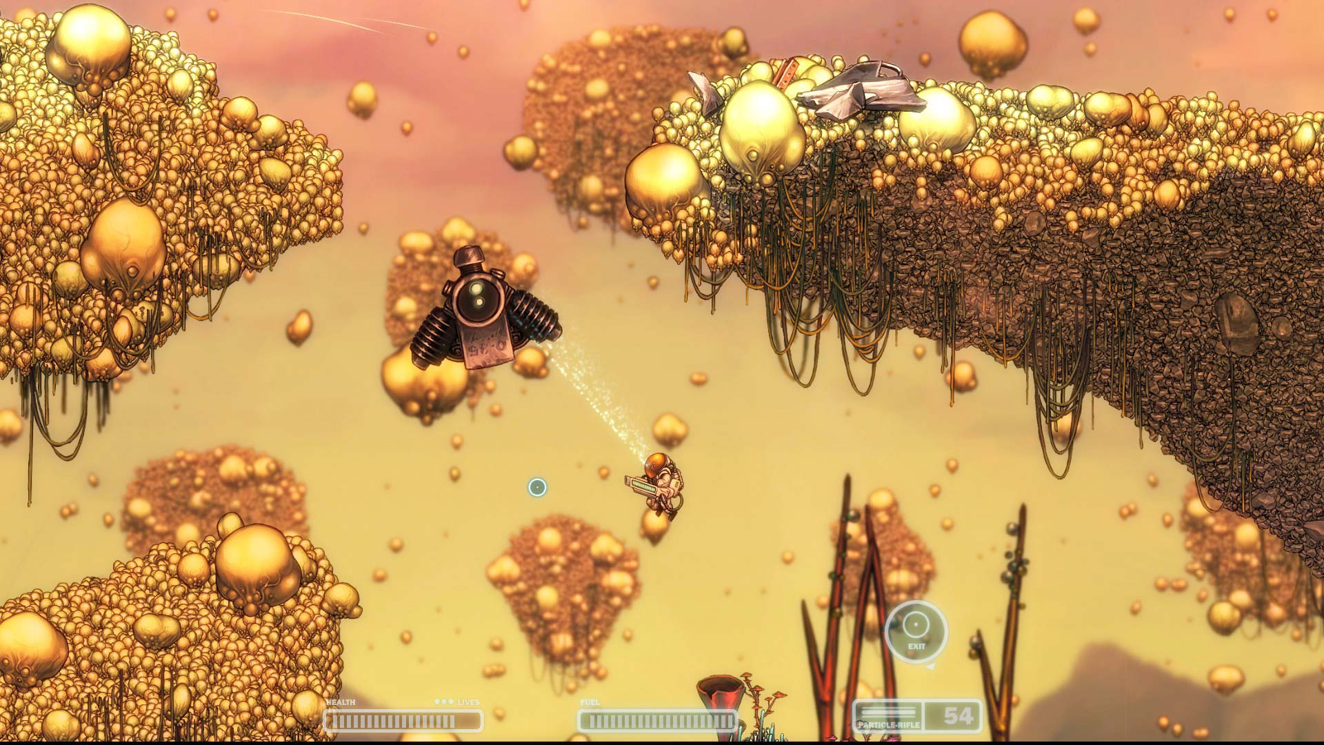 Screenshot for the game Capsized (2011) PC | RePack от R.G. Механики