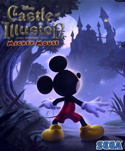 Cover Castle of Illusion Starring Mickey Mouse [Update 1] (2013) PC | RePack от R.G. Механики