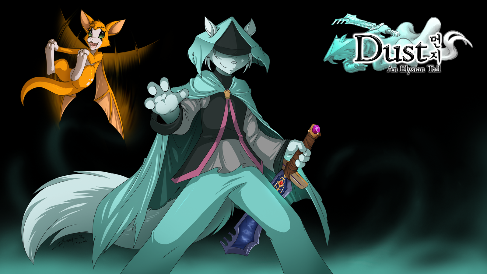 Screenshot for the game Dust: An Elysian Tail [v 1.04] (2013) PC | RePack от R.G. Механики