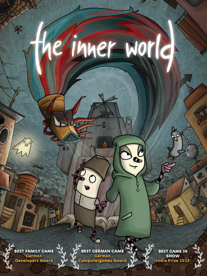 Cover The Inner World (2013) PC | RePack от R.G. Механики