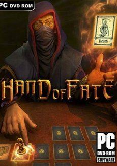 Poster Hand of Fate (2015)