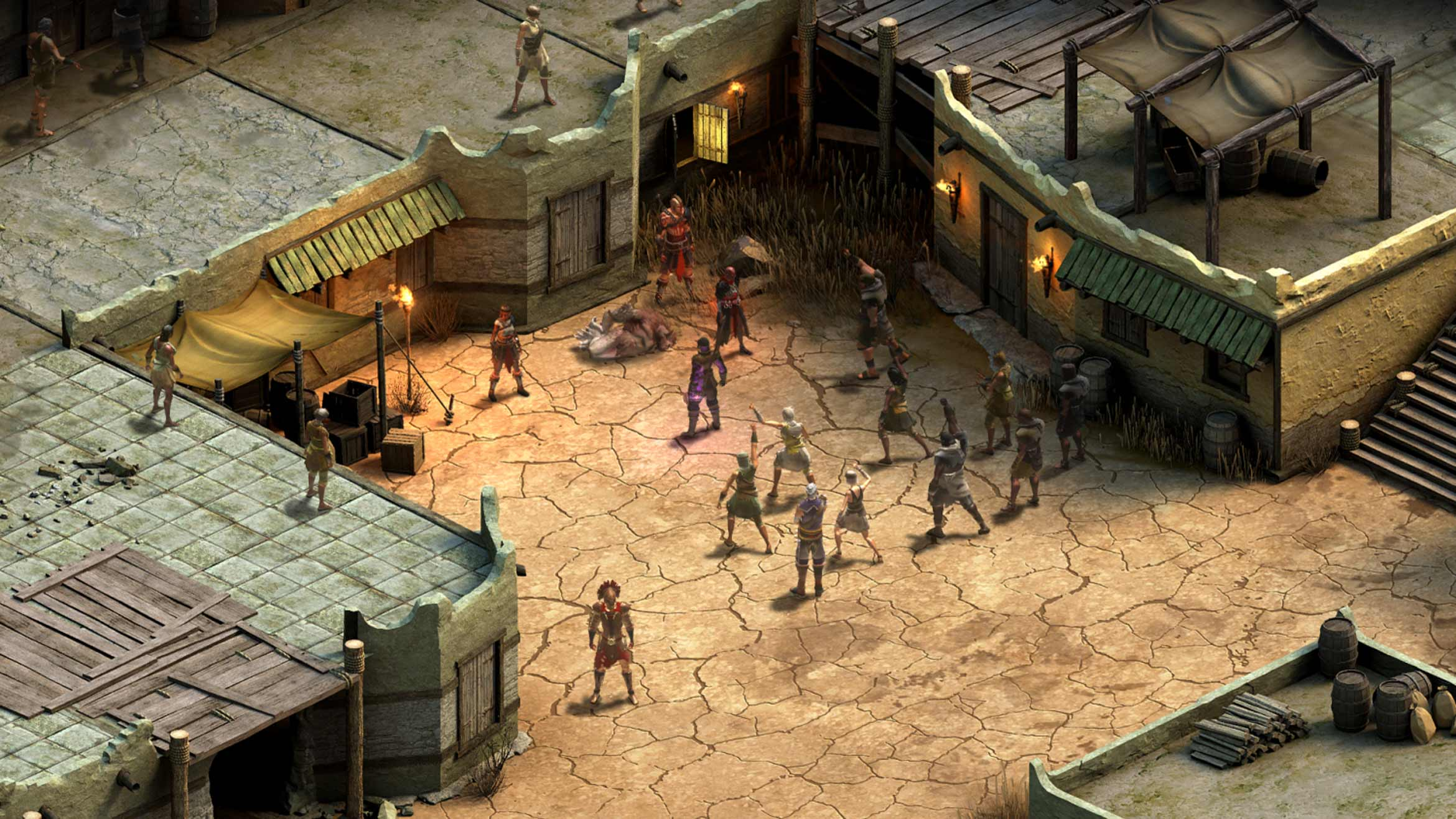 Screenshot for the game Tyranny [v 1.1.0.0023 + 4 DLC] (2016) PC | RePack от R.G. Механики