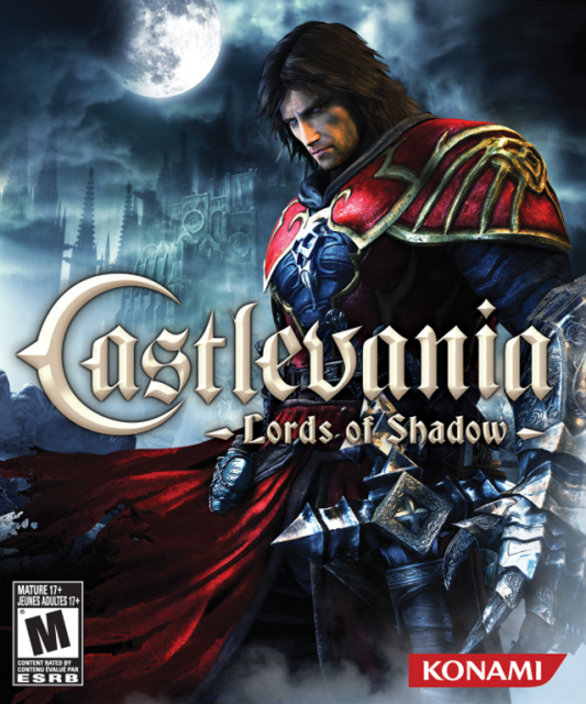 Poster Castlevania: Lords of Shadow – Ultimate Edition (2013)