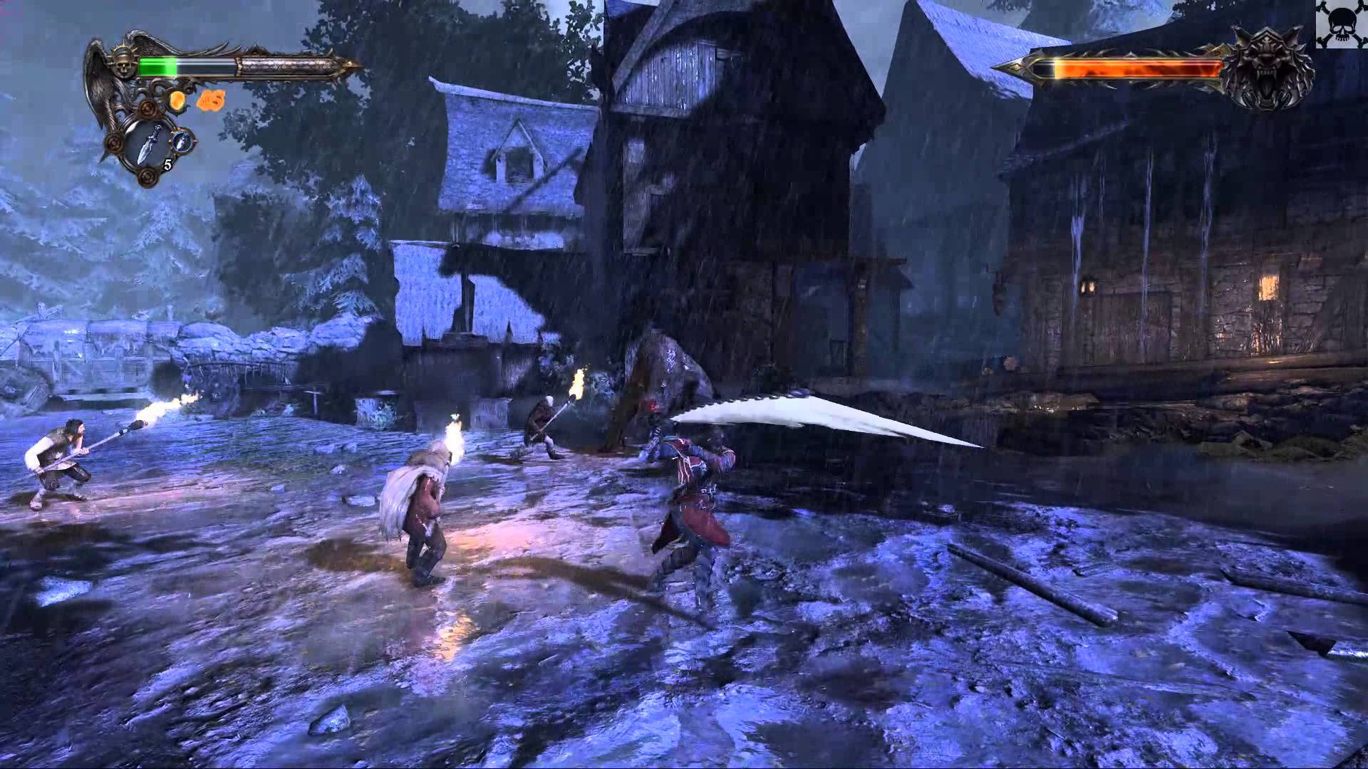 Screenshot for the game Castlevania: Lords of Shadow – Ultimate Edition [v 1.0.2.9u2] (2013) PC | RePack от R.G. Механики