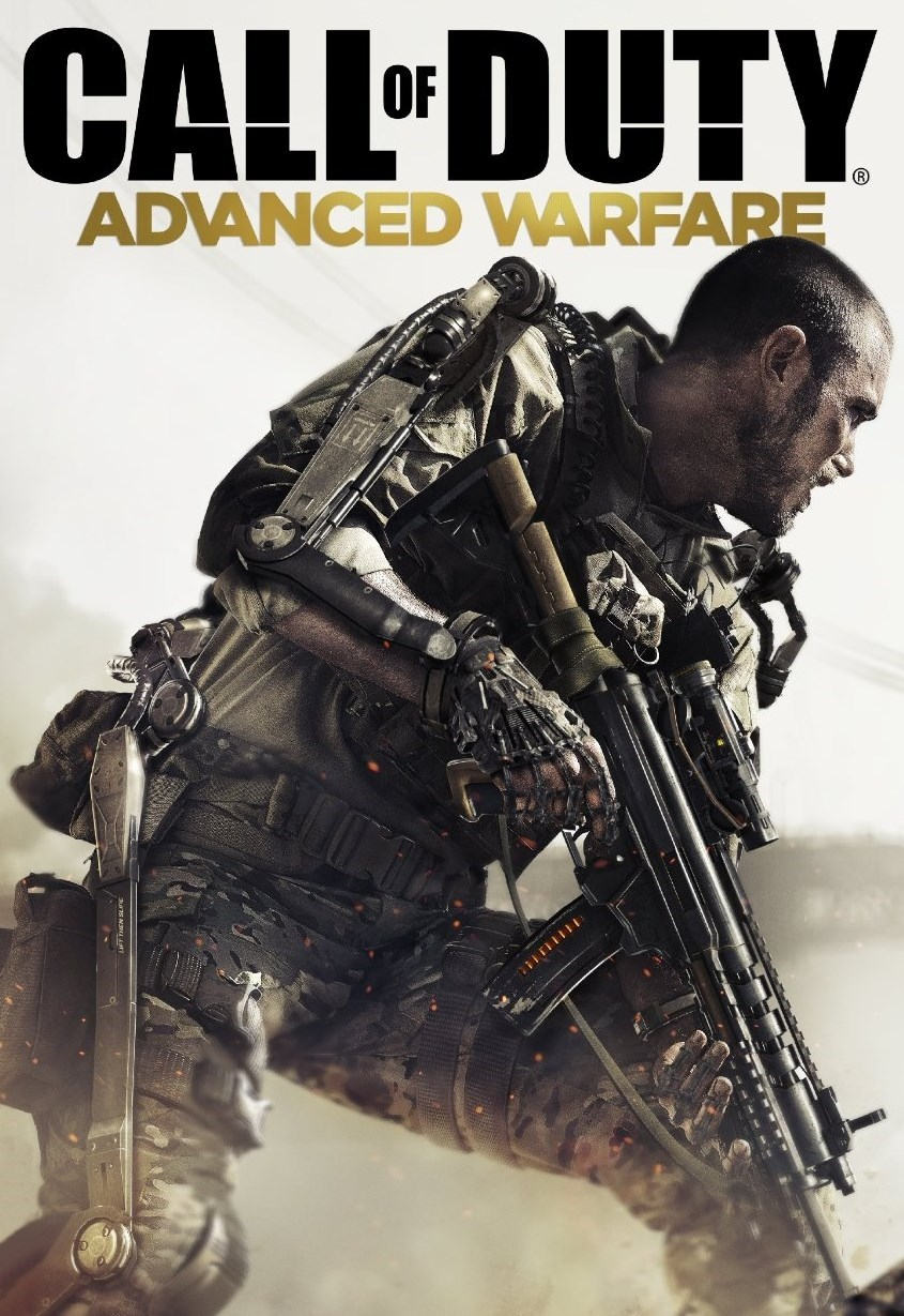 Cover Call of Duty: Advanced Warfare [v 1.22.01] (2014) PC | RiP from R.G. Mechanics