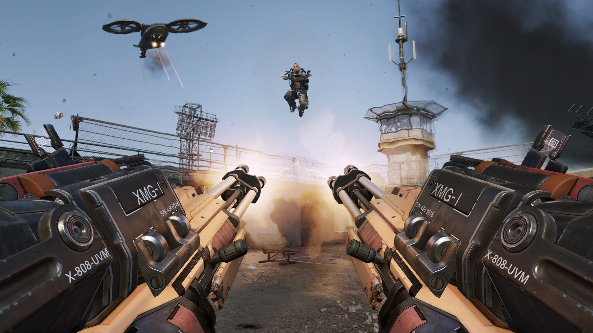 Screenshot for the game Call of Duty: Advanced Warfare [v 1.22.01] (2014) PC | RiP from R.G. Mechanics