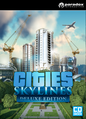 Poster Cities: Skylines - Deluxe Edition (2015)