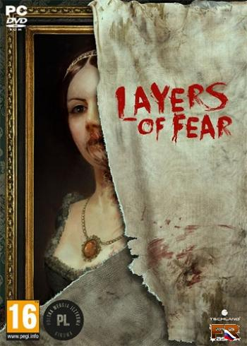 Poster Layers of Fear (2016)