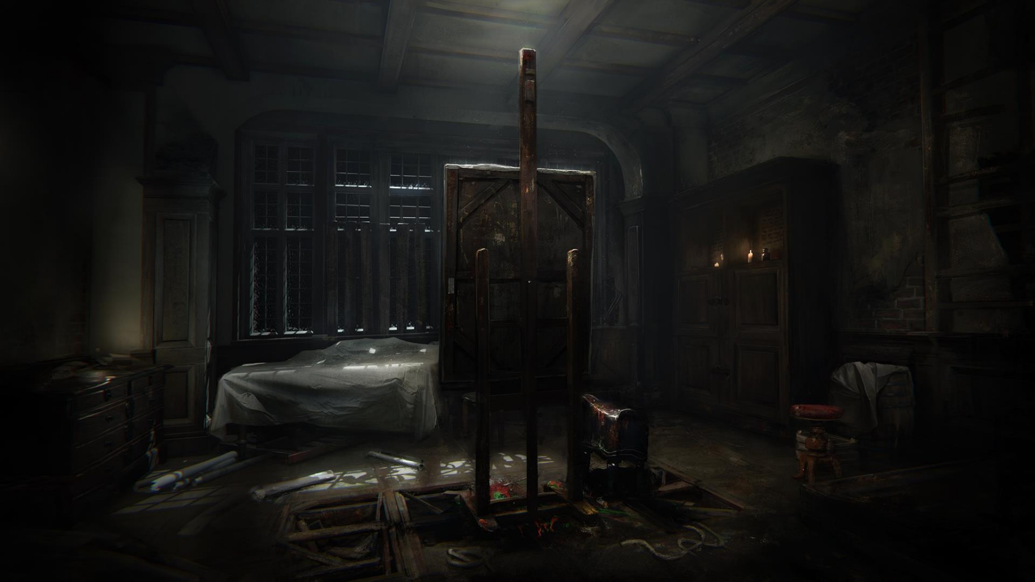 Screenshot for the game Layers of Fear [v 1.1.1 + 1 DLC] (2016) PC | RePack от R.G. Механики