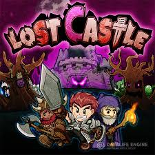 Cover Lost Castle