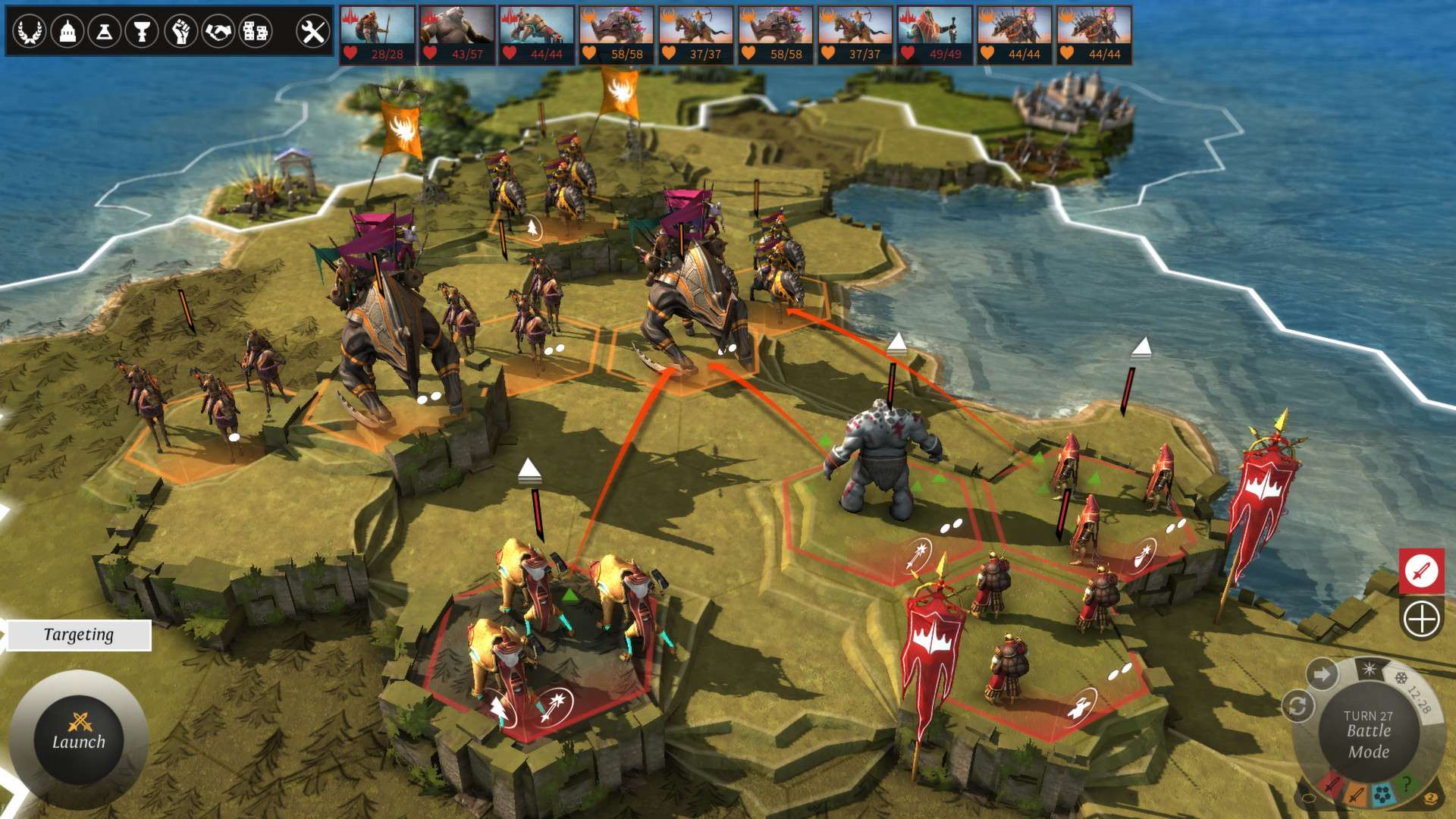 Screenshot for the game Endless Legend [v 1.6.10 S3 + DLC's] (2014) PC | RePack from R.G. Mechanics