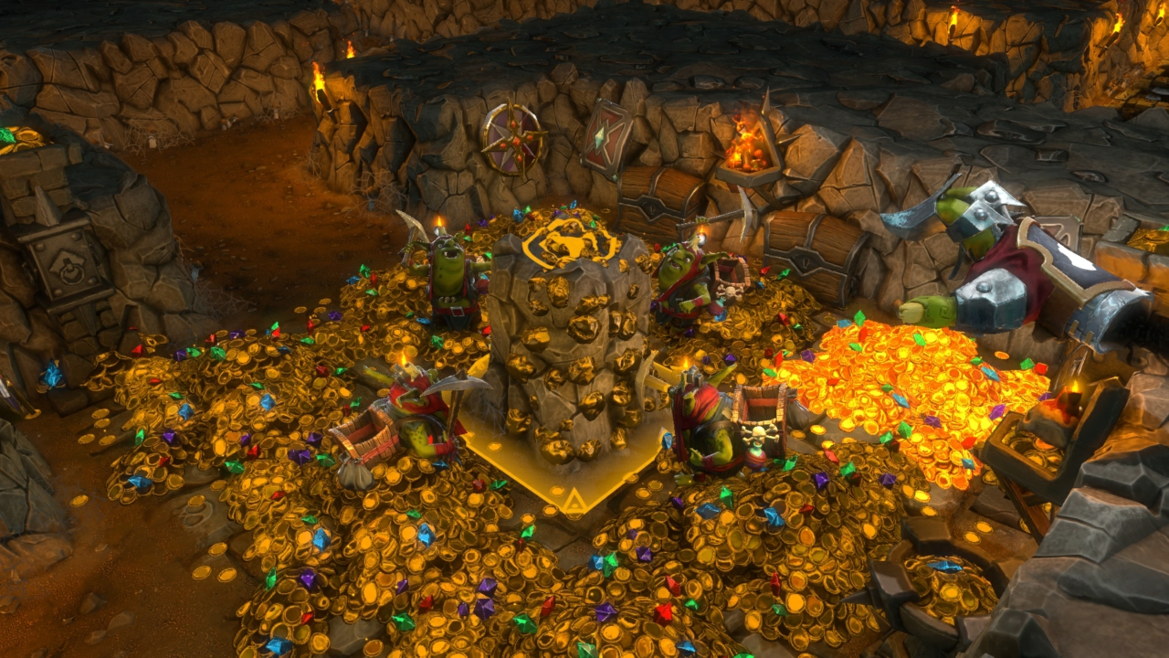 Screenshot for the game Dungeons 2 [v 1.6.1.32] (2015) PC | RePack by R.G. Mechanics