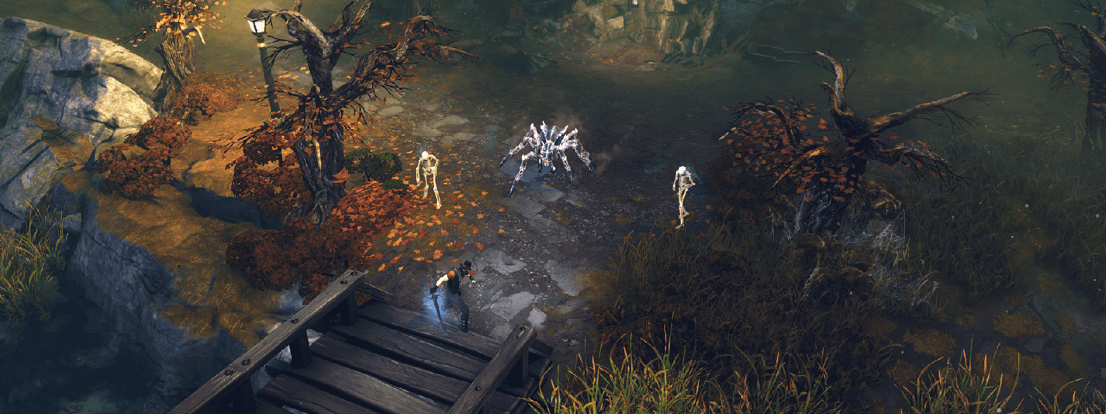 Screenshot for the game Victor Vran [v 2.07 + DLC's] (2015) PC | RePack от R.G. Механики