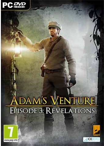 Cover Adam's Venture: Origins - Special Edition (2016) PC | RePack by R.G. Mechanics