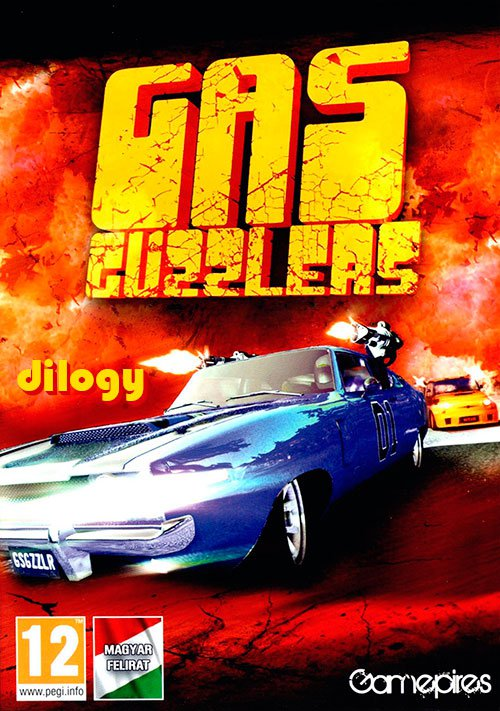 Poster Gas Guzzlers: Dilogy (2012)
