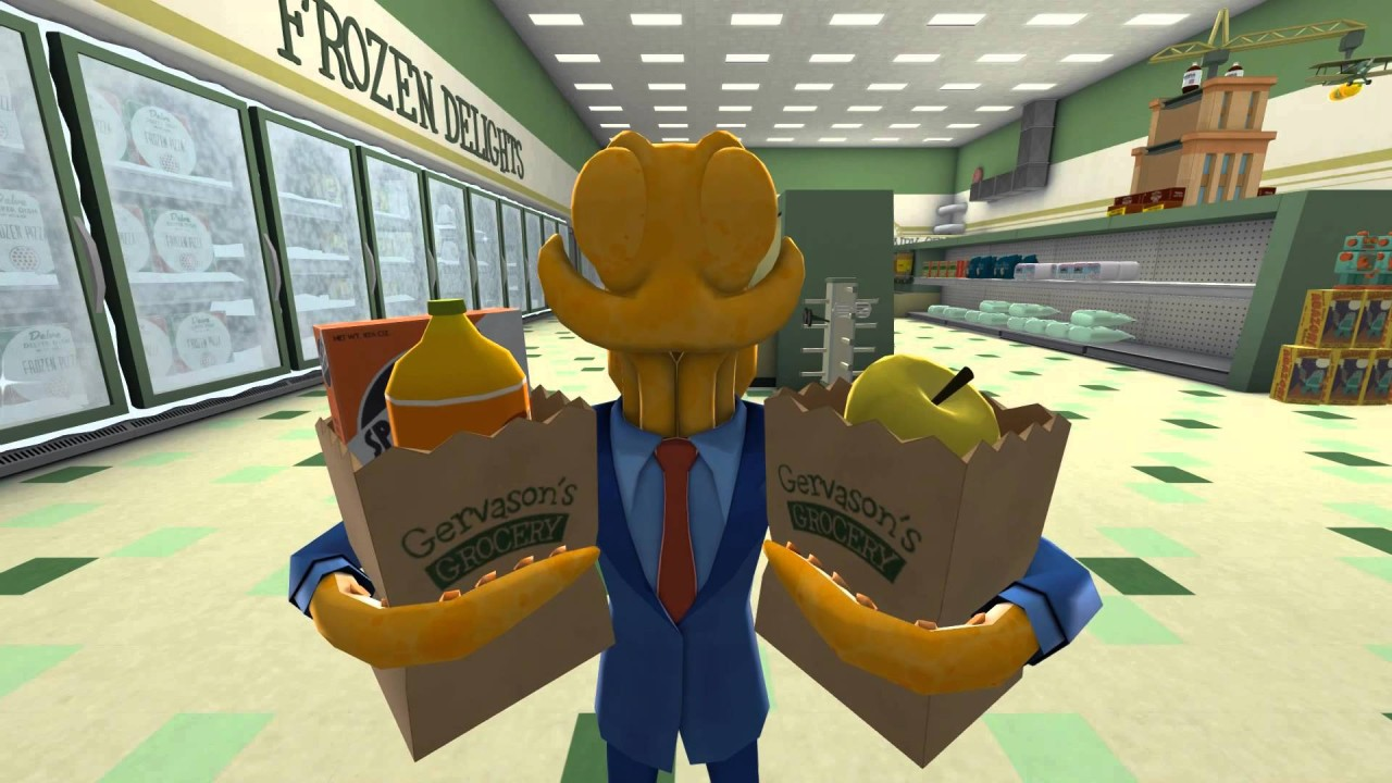 Screenshot for the game Octodad: Dadliest Catch [v 1.2.17060] (2014) PC | RePack by R.G. Mechanics