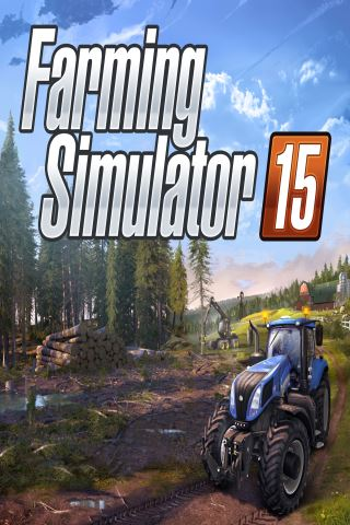 Poster Farming Simulator 15: Gold Edition (2014)