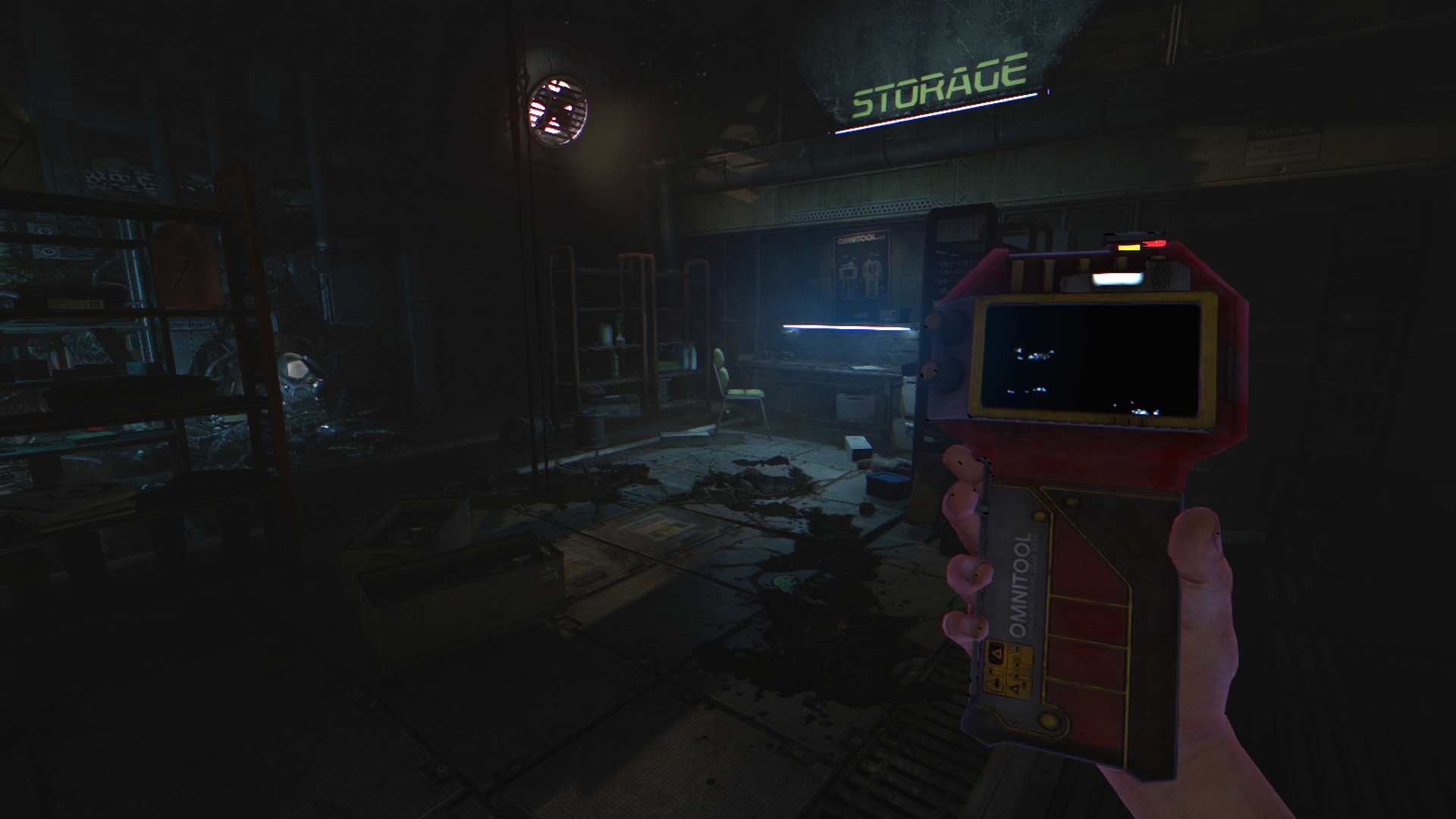 Screenshot for the game SOMA (2015) PC | RePack by R.G. Mechanics