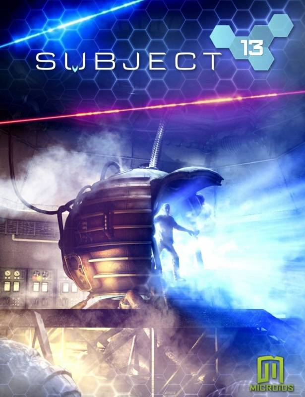 Cover Subject 13 (2015) PC | RePack by R.G. Mechanics
