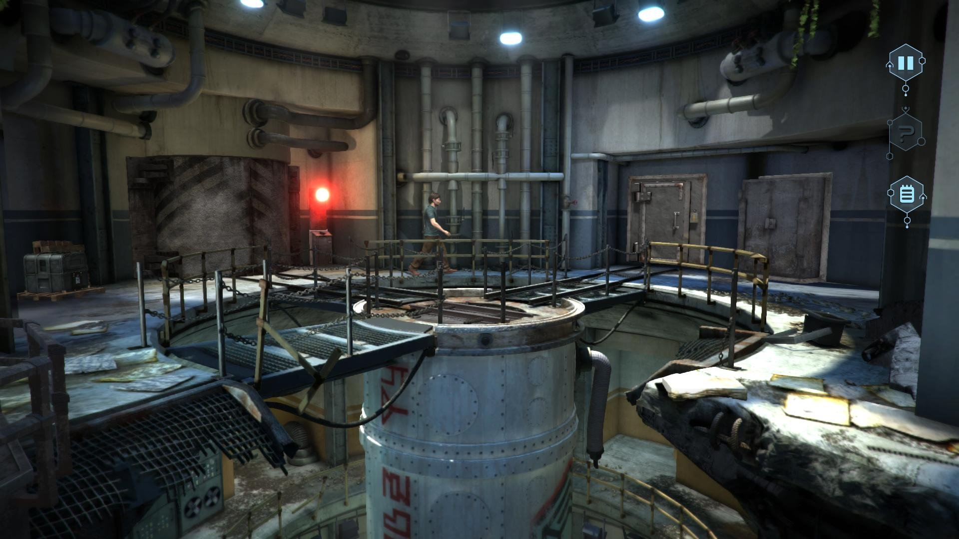 Screenshot for the game Subject 13 (2015) PC | RePack by R.G. Mechanics